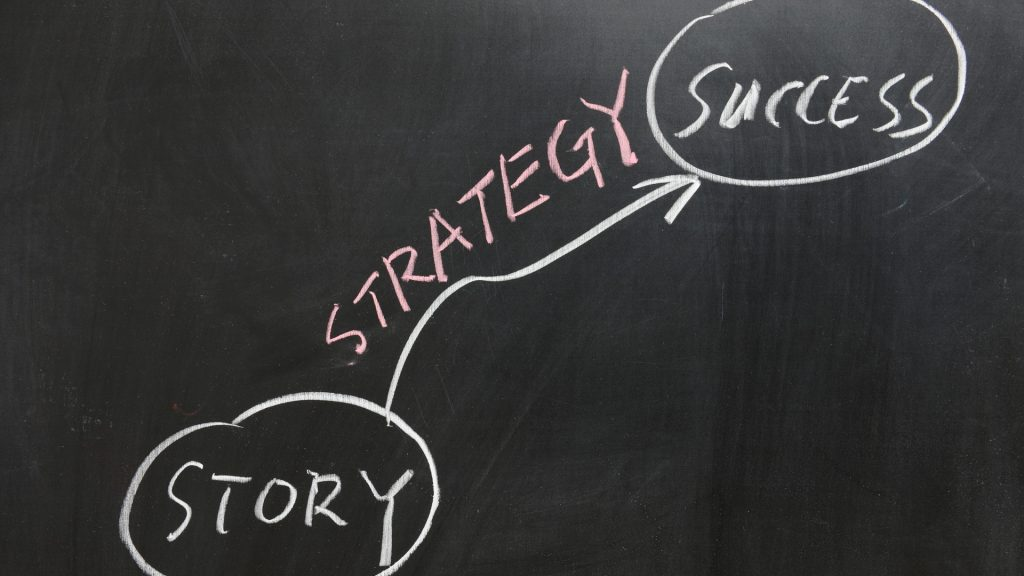 Verhaalmakers story strategy succes